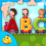 Alphabets Flashcards For Kids Icon