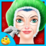 Christmas Girl Plastic Surgery Icon