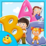 Learning Alphabets & Numbers Icon