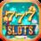 Christmas Santa 777 Slots Icon