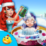Christmas Baby Bath Icon