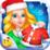 Christmas Holiday Spa & Salon Icon