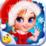 Baby Christmas Celebration Icon