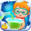 Christmas Science Activity Icon