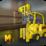 Cargo Forklift Operator Sim 3D Icon