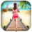 Sunny Beach Run Icon