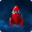Space Galaxy Rider Icon