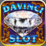 Slot Diamonds of DaVinci Code Icon