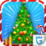 Christmas Tree Maker For Kids Icon