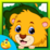 Preschool Zoo Puzzles For Kids Icon