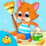 Baby Room Organised & Clean Up Icon