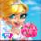 Flower Girl-Crazy Wedding Day Icon