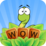 Word Wow Seasons : More Worm! Icon