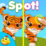 Spot the Differences Animals Icon