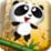 Flying Panda Icon