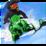 Arctic Cat� Snowmobile Racing Icon