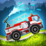 Fire Fighters Racing for Kids Icon