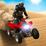 4x4 Off-Road Desert ATV Icon