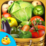 Real Vegetables For Kids Icon
