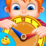 Tick Tock Clock For kids Icon