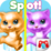 Animal Spot The Differences Icon