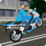 Traffic Highway Rider Icon
