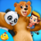 Forest Friends: Kids Animal Icon