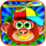 Super Monkey Run Banana Jungle Icon