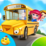 A Day At School : Kids Game Icon