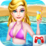 Pool Party Spa Makeover Icon