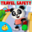 Travel Safety Tips For Toddler Icon