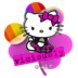 Hello Kitty GO Launcher EX Theme App Icon