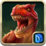 Dinosaur War Icon
