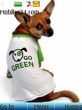 Go Green Dog
