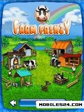 Farm Frenzy (240x320) SE M600 Touchscreen
