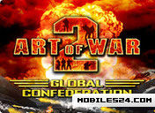 Art Of War 2 - Global Confederation (320x240) Nokia E71