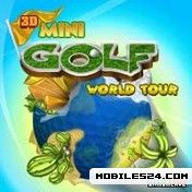 3D Mini Golf World Tour (320x240) Nokia E61