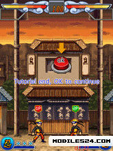 Naruto Blood Fighting 2010 (240x320) Nokia N73