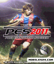 Pro Evolution Soccer 2011 (320x240) Nokia C3