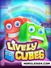 Lively Cubes (240x320) Nokia 6233