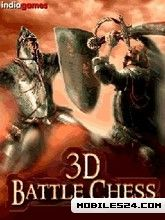 Battle Chess 3D (240x320)
