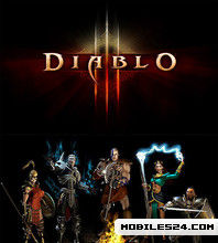 Diablo 3 Mobile - Dark God Of War (240x320)