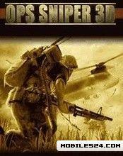 Ops Sniper 3D (360x640) Nokia 5800