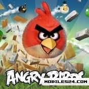Angry Birds (240x320) Touchscreen