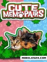 Cute Memo Pairs (240x400) LG