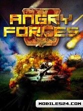 Angry Forces (176x220) SE W810i