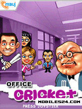 Office Cricket (240x320)