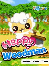 Happy Woodman (240x320)