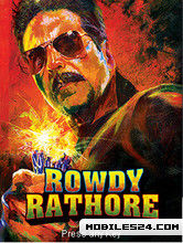 Rowdy Rathore (240x320) Touchscreen