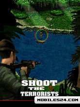 Shoot The Terrorists (240x320)